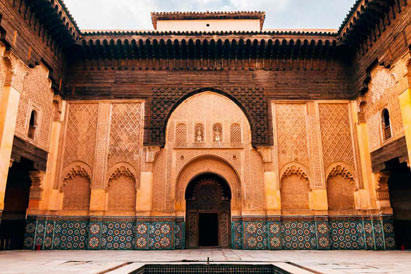 tour en español Marrakesh
