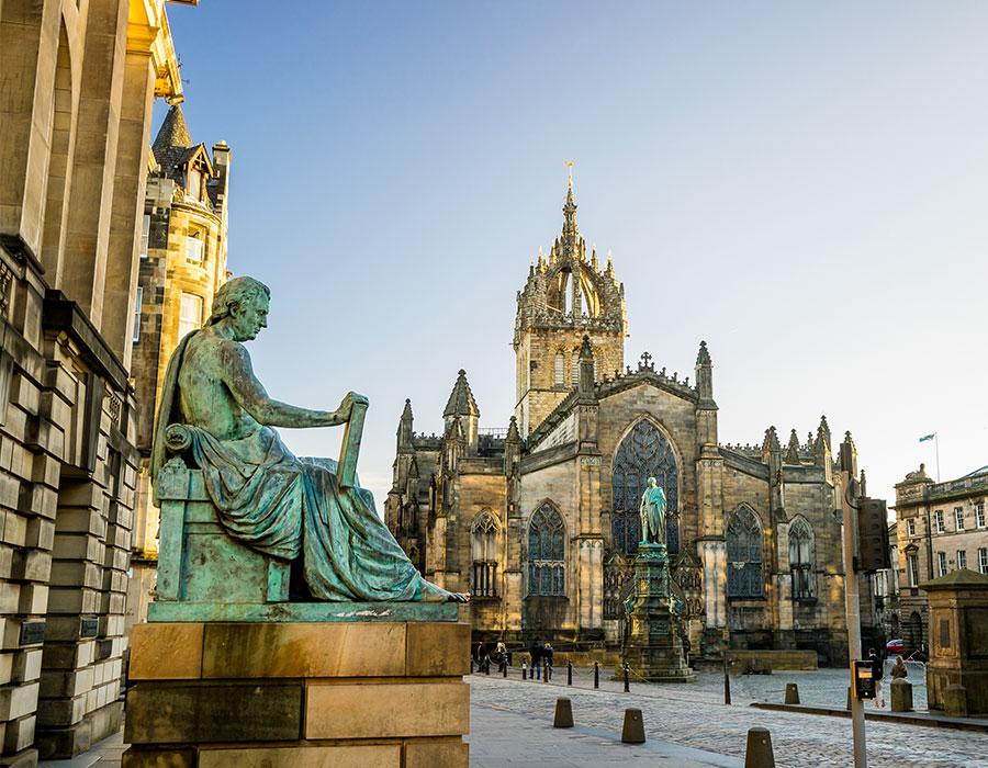 Actividades en español en Edimburgo